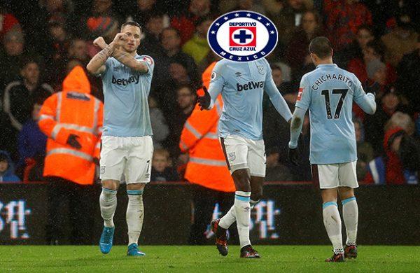 West Ham trollea a Cruz Azul en redes sociales