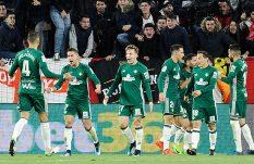 Guardado y el Betis triunfan ante el Leganés