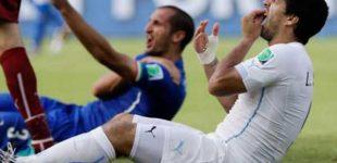 Suárez temió llegada al Barça por mordisco