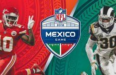 Ya habría fecha tentativa para el Chiefs vs Rams en el Azteca