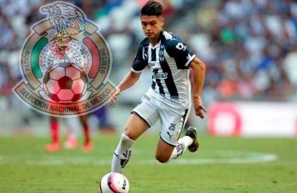 Jonathan González confirmó que será Tricolor