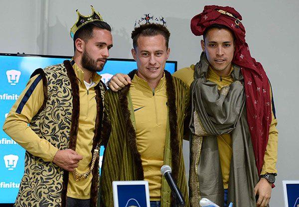 Pumas dio a conocer oficialmente su tercer uniforme