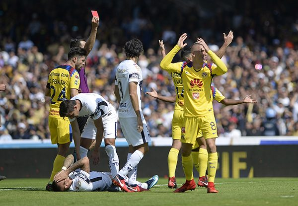 Pumas vs América | Clausura 2018 | EN VIVO: Minuto a minuto