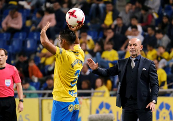 Orellana debutó con un gol en triunfo de Eibar sobre Las Palmas