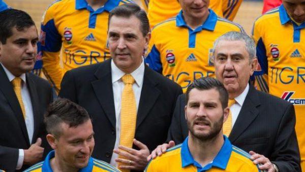 Miguel Ángel Garza le responde a Mohamed — TIGRES UANL