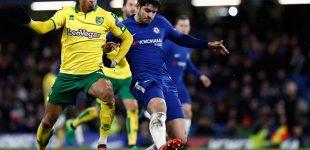 Chelsea sufre pero elimina al Norwich City de la FA Cup