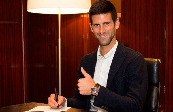 Novak Djokovic vuelve a jugar en Australia