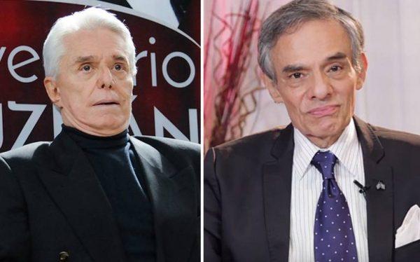 Enrique Guzmán se despidió de José José debido a su enfermedad