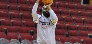James Harden regresa a la actividad con los Rockets