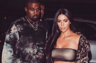 Kim Kardashian y Kanye West anuncian llegada de su tercer bebé