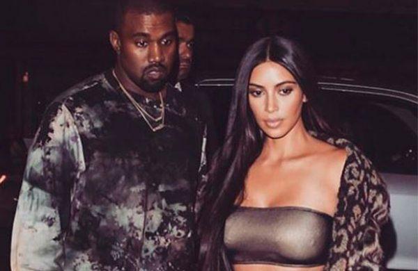 Kim Kardashian y Kanye West se convierten en padres de una niña
