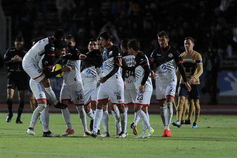 Lobos BUAP renace y fulmina a Pumas en la Copa