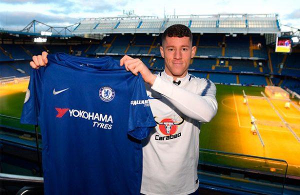 Chelsea completó la firma de Ross Barkley