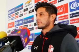 Ángel Reyna insiste con volver a la selección