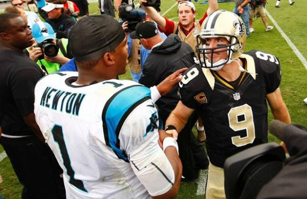 Saints aplasta 31-26 a los Panthers de Carolina