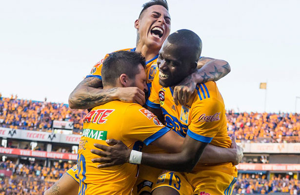 Valencia tiene calma ante escasa productividad de goles en Tigres