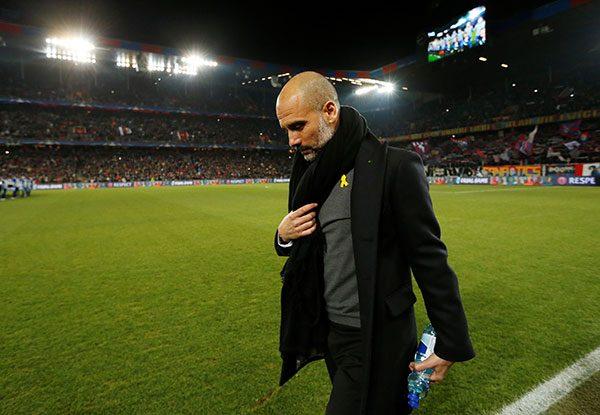 Partido 100 de Guardiola al frente de Manchester City