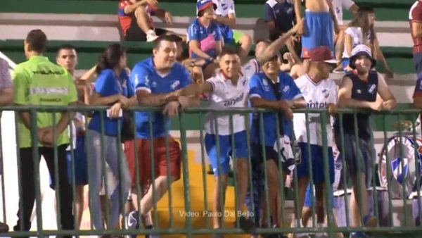 Nacional de Uruguay vs Chapecoense, partido de vuelta — Partido en vivo