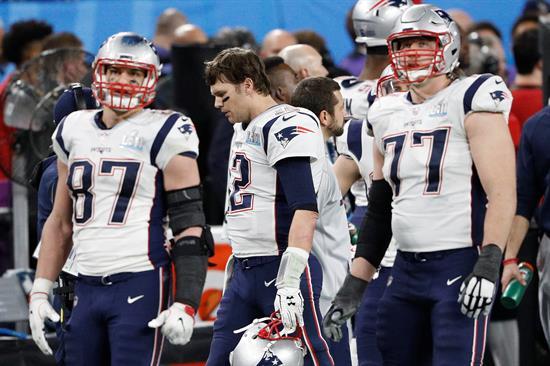 Los Eagles ganaron el Super Bowl