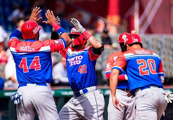 Puerto Rico le echó a perder el debut a los anfitriones mexicanos