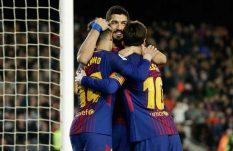 Messi, Suárez y Coutinho brillan en goleada del Barça