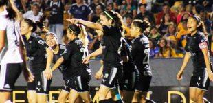 Monterrey derrotó a Tigres en el Clásico femenil