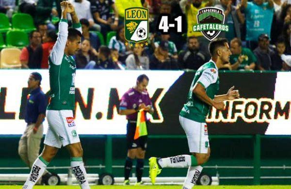 Édgar Yoel Bárcenas anotó un golazo por Copa MX