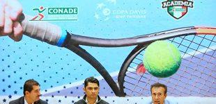 México y Perú será un duelo aguerrido en la Copa Davis