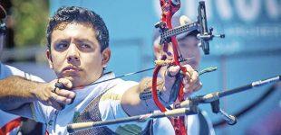 Mexicanos se disputan el selectivo de Tiro con Arco rumbo a Centroamericanos