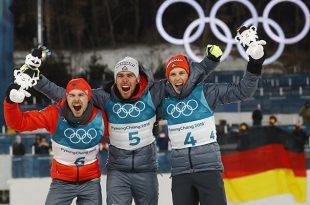 Alemania y Noruega pelean de tú a tú el medallero olímpico