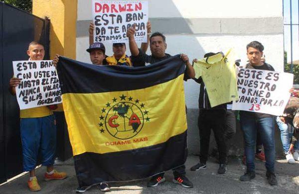 La MLS clama por Darwin Quintero