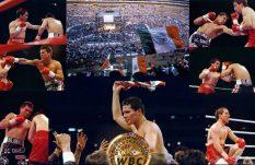¡Leyenda! Hace 25 años, JC Chávez llenó el Estadio Azteca