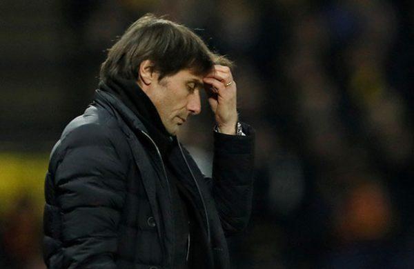 Antonio Conte sin saber tiempo baja Alvaro Morata Chelsea