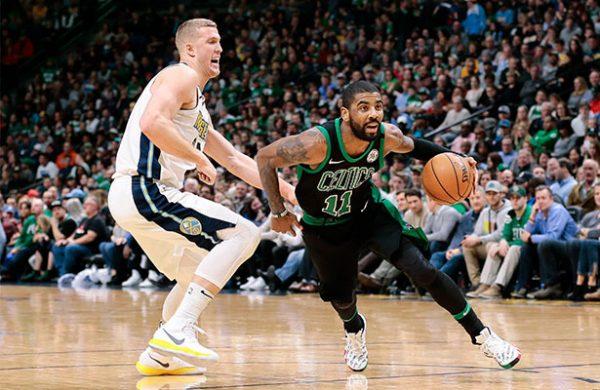 Raptors apalean a Celtics; se acercan al primer lugar del Este