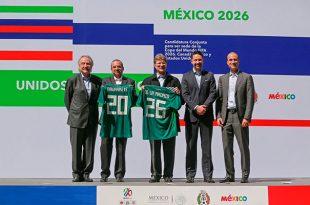 Juego inaugural del Mundial 2026 sería en México