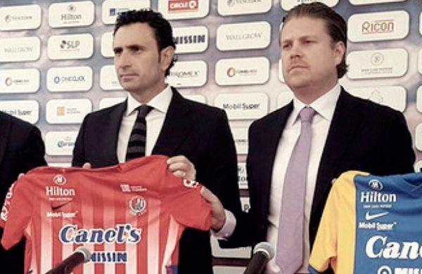 Alfonso Sosa es nuevo estratega del Atlético de San Luis