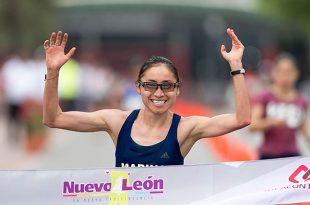 Con todo y marca, Lupita González se clasifica a los JCC
