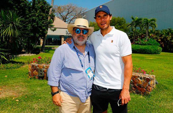Rafael Nadal y sus bellos recuerdos de Acapulco