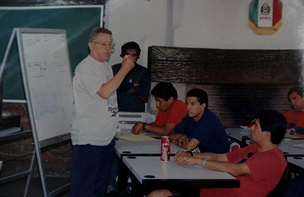 Entrenador emblemático del atletismo mexicano fallece a los 73 años