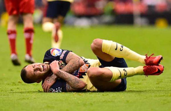 Ménez quedará fuera de dos a tres semanas por lesión