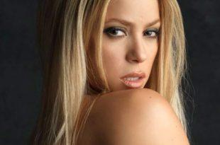 Infartante imagen de Shakira enciende las redes