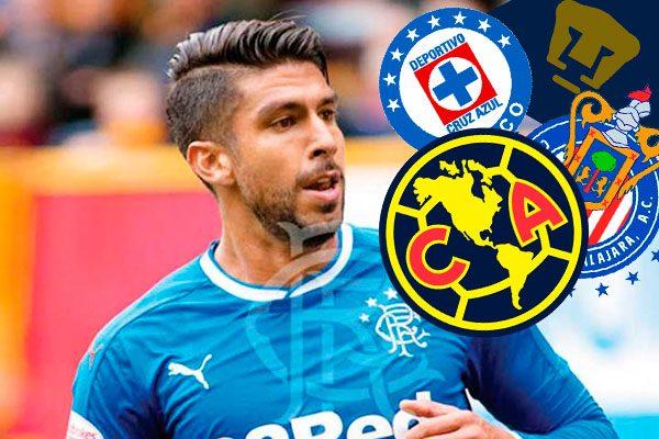 En Inglaterra, colocan a este jugador como refuerzo de Guadalajara — CHIVAS