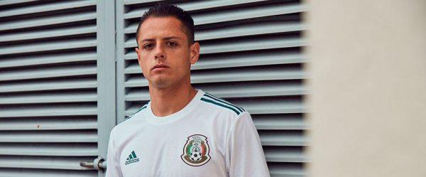 ¡De lujo! Presentan la segunda playera de México 2dea2cb8ef391