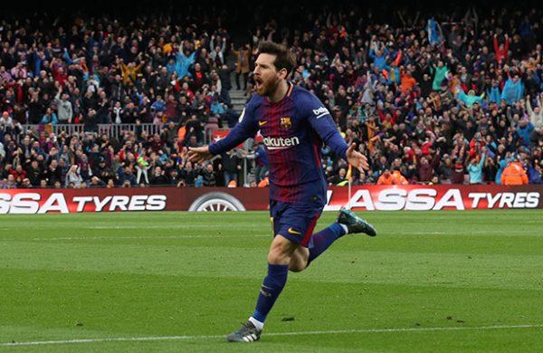 Barcelona está pendiente de la lesión de Lionel Messi