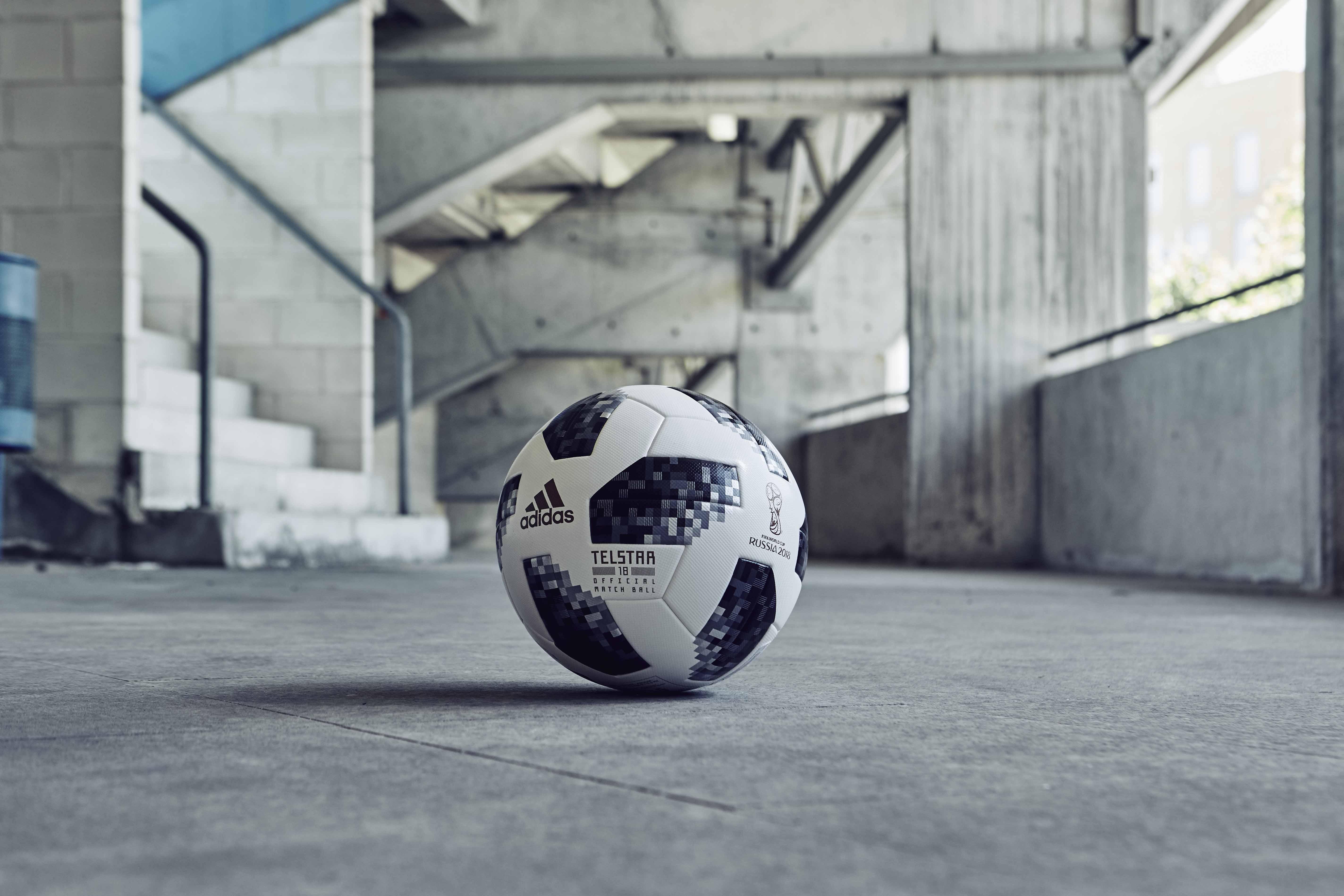Arrugas Instalación Ser  Cómo se llama el balón del Mundial de Rusia 2018?