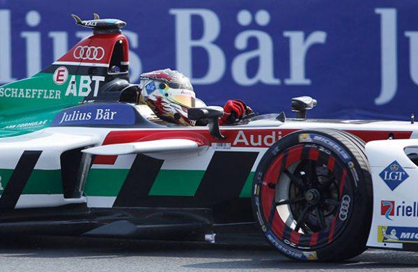 Hay campeón en México, Daniel Abt se lleva el E-Prix