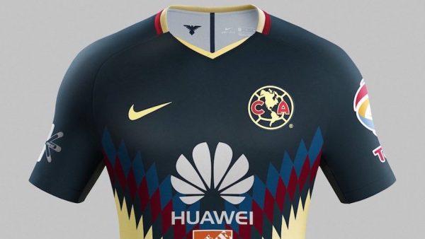 Filtran el posible nuevo jersey del América ed7f27b9f541c