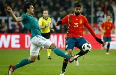 Equilibrio: Alemania y España empatan en Dusseldorf
