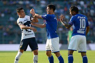 Pablo Barrera, confiado en que Pumas levantará