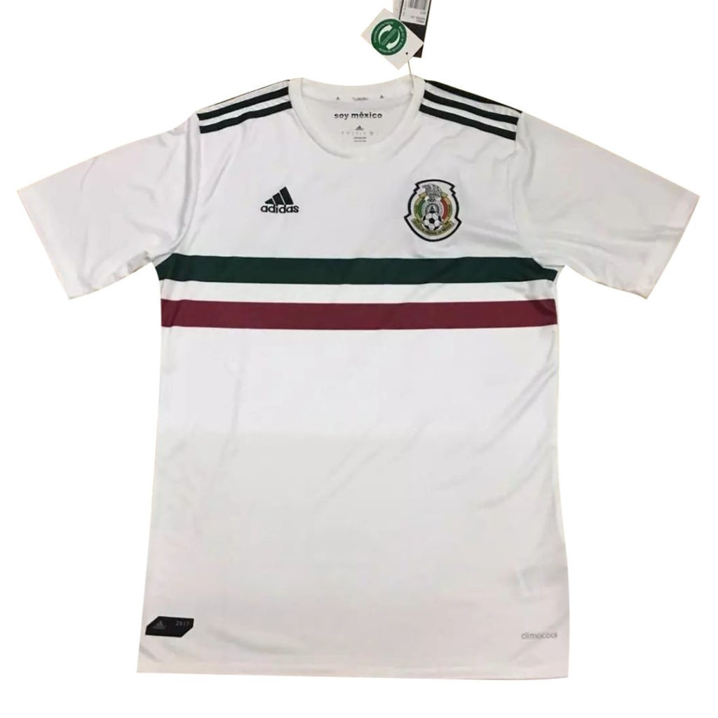 De lujo! Presentan la segunda playera de México ac80ed14d6a88